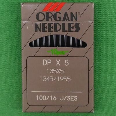 Иглы промышленные DP*5 №100