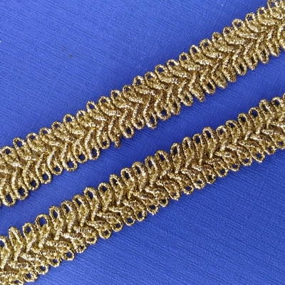 Тесьма плетёная