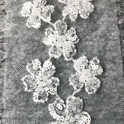Тесьма вышивка 5 см