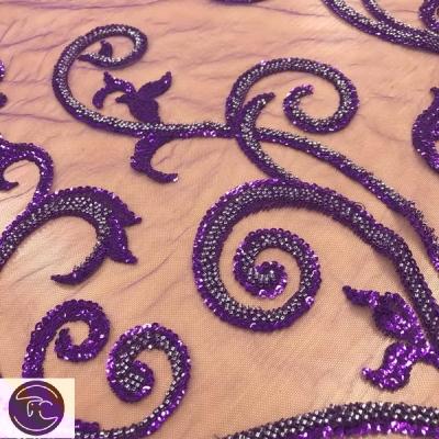 Сетка Couture фиолетовый