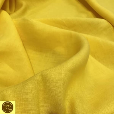 Лен желтый Loro Piano